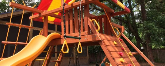 DIY Playsets, Play Houses, Swing Sets and Playgrounds
