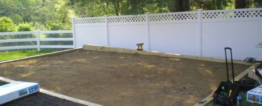 Preparing your Yard for a Playset Installation – Part 2